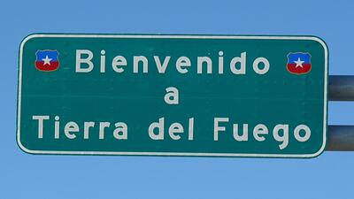 Tierra del Fuego Welcome