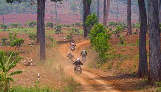 Adventure Riding Thailand Laos