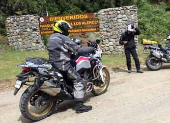 Honda Africa Twin Patagonia Adventure
