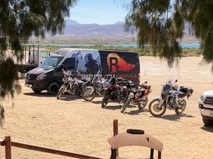 Baha Sprinter Van Group Ride