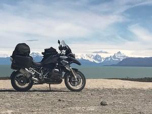 motorcycle tour in patagonia