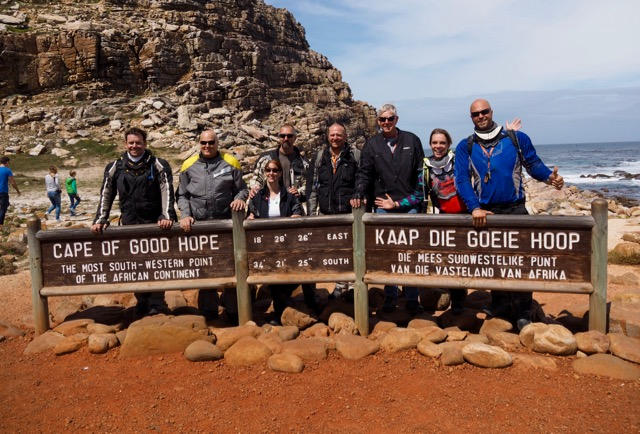 good hope south africa motorcycle rides