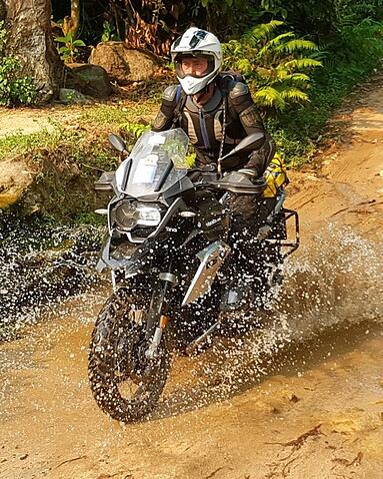 Dual Sport Riding Thailand