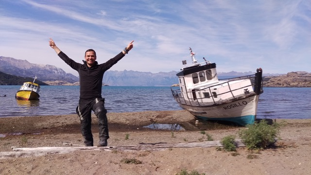 Self-Guided Patagonia Motorcycle Trip