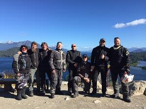 Guided Motorcycle Group