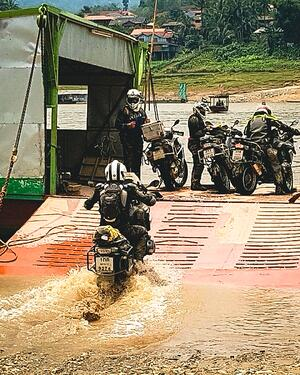 RIDE Thai-Laos don't miss the boat!