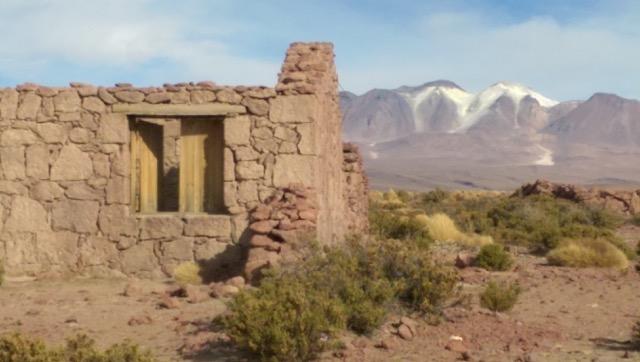 Inca Ruins San Pedro de Atacama