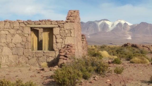 Ruins San Pedro de Atacama