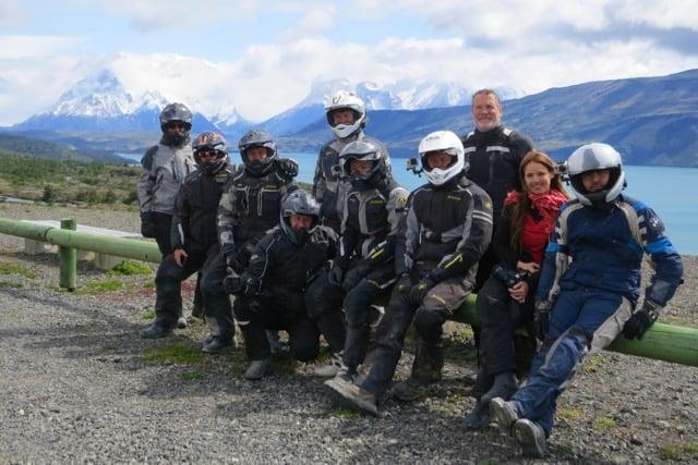 Group Motorcycle Trip Patagonia