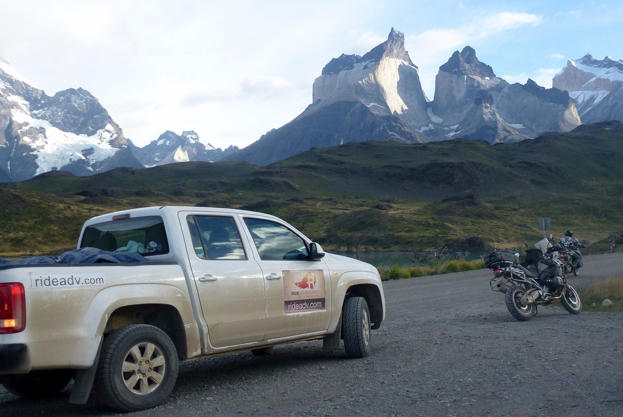 4x4 Truck Adventure Package in Patagonia Torres del Paine