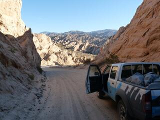 andes 4x4 adventure