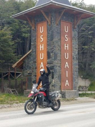 Ushuaia Arrival Gate
