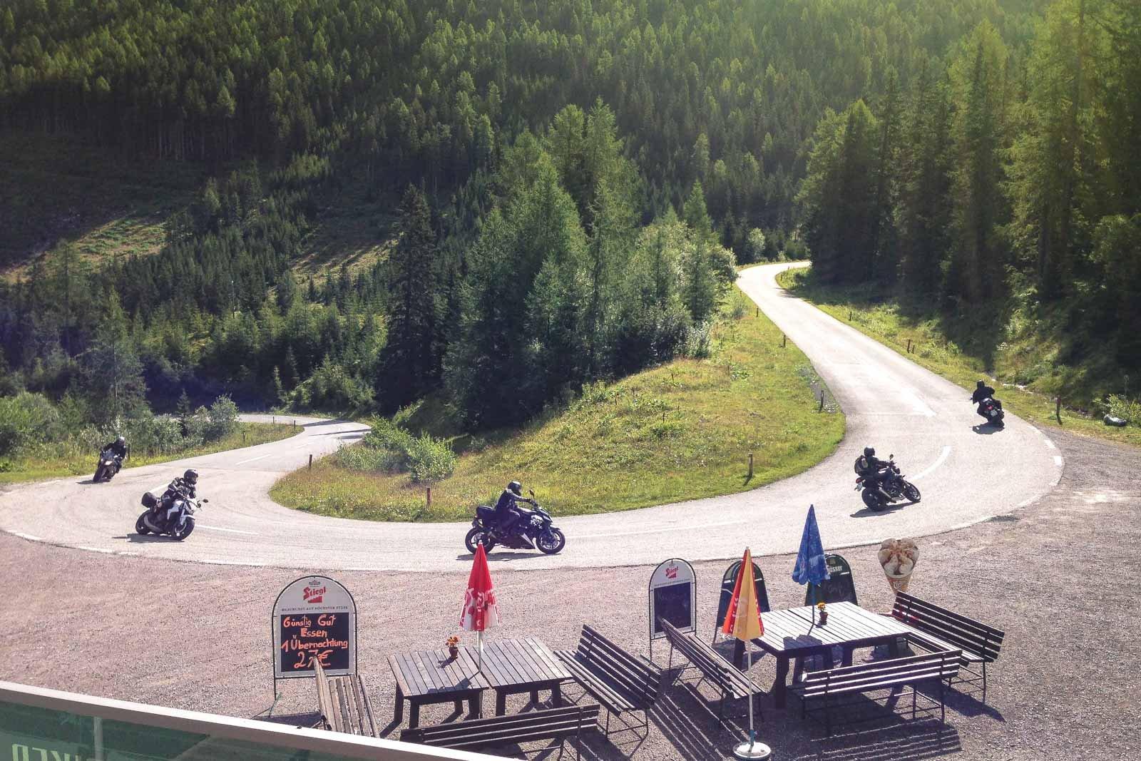 austria-Nockalmstraße-guided-motorcycle-tours-in-europe