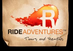 Ride Adventures Logo