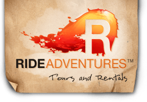 Ride Adventures Logo