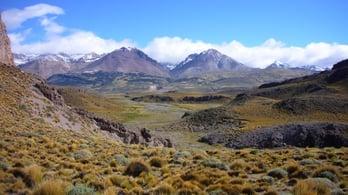Pampas Ruta 40 Argentina