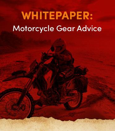 motorcycle gear advice