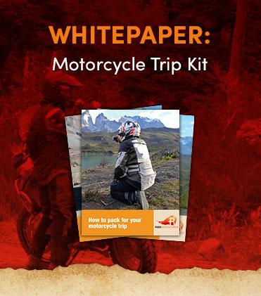 motorcycle trip information kit
