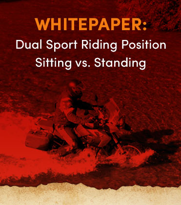 motorcycle riding positions