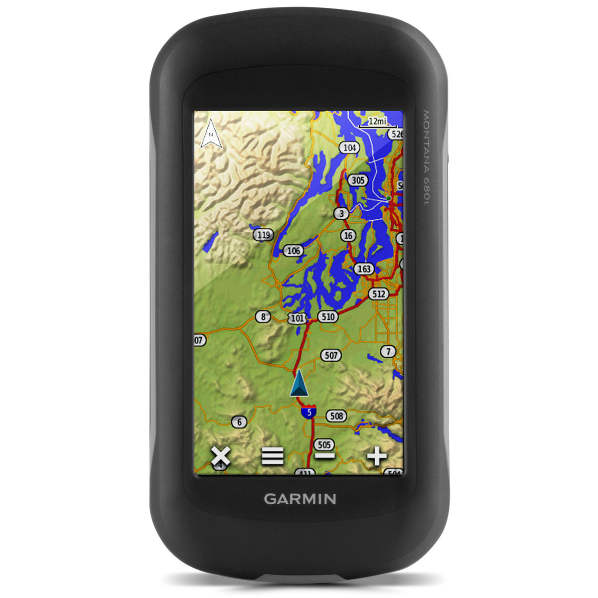 motorcycle gps review
