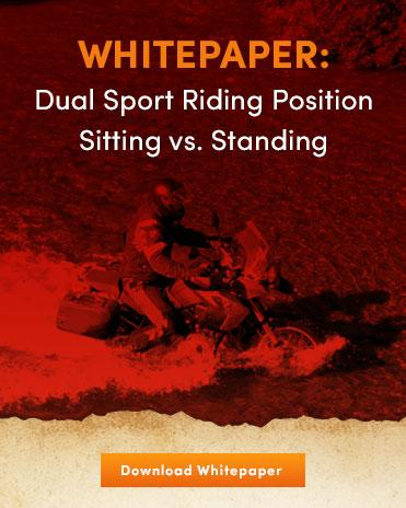 Riding Position - Sitting vs Standing