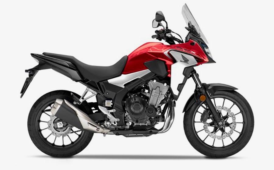 2019+ Honda CB500x