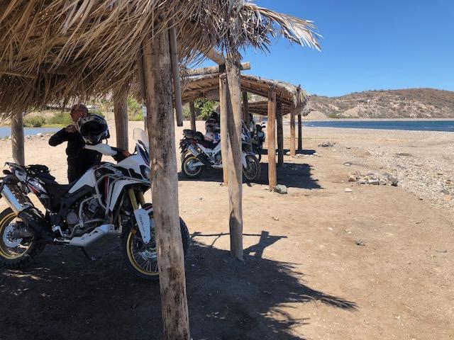 Baja Bikes Beach Mulege
