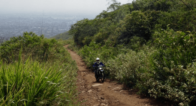motorcycling in colombia