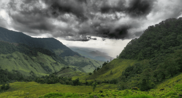 colombia motorcycle vacations