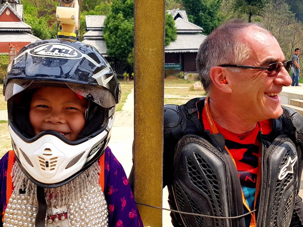 Dermot Munchkin Thailand Ride