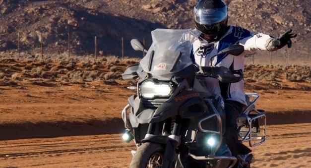 africa adventure trip on motorcycle