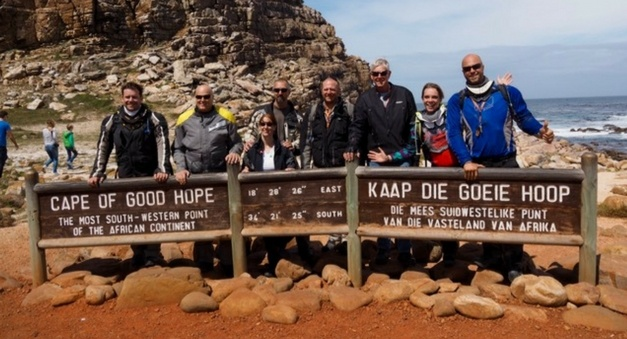 cape of good hope motorcycle rides
