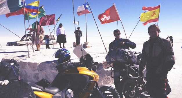 Bolivia Motorcycle Group Tours