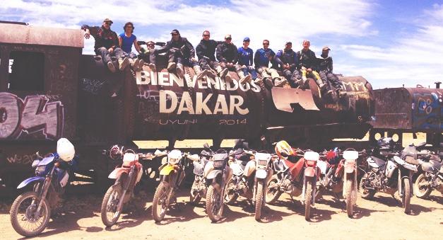 motorcycle tour Dakar