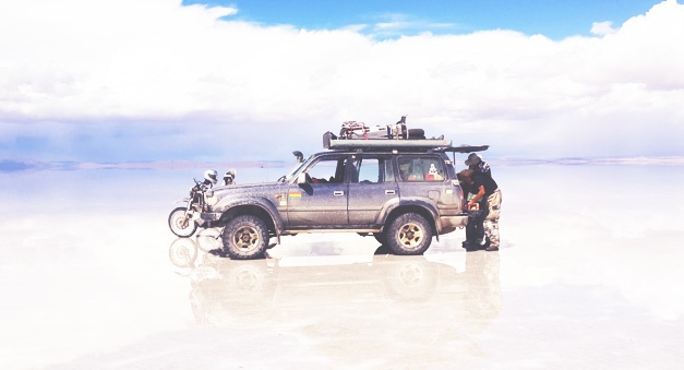 Tour Bolivia via Motorcycle