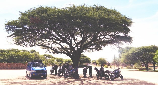 Motorcycle Group Tour South Africa