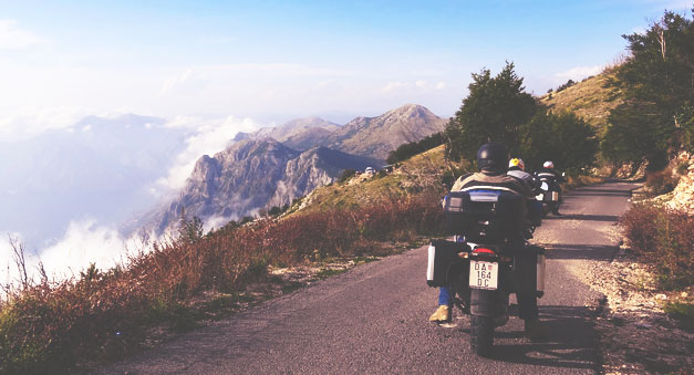 Eastern Europe Motorcycle Ride