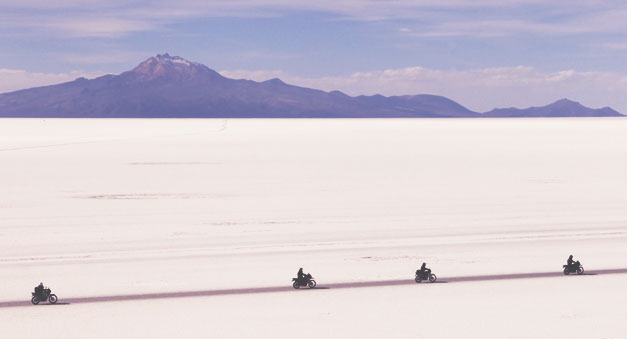 Motorcycle Tour to Machu Picchu
