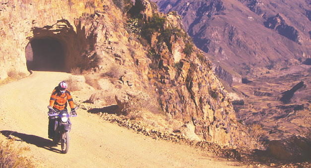 Motorcycle Tour Peru