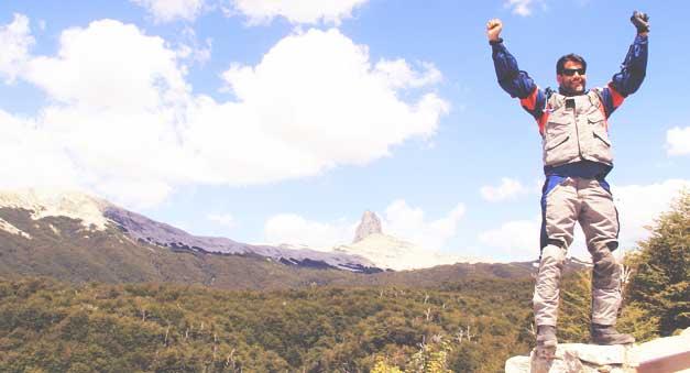 Adventure Motorcycle Ride through Patagonia, Tierra Del Fuego and Ushuaia