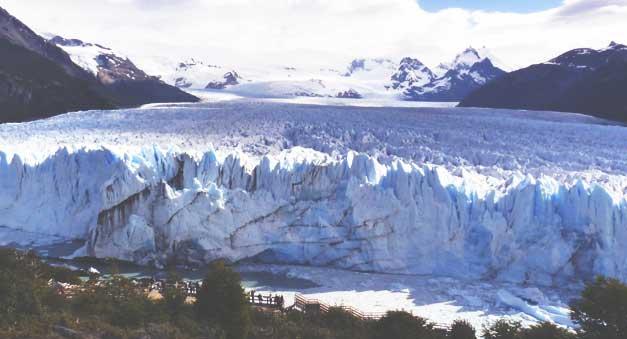 patagonia glacier trip
