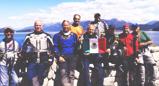 motorcycle tour patagonia