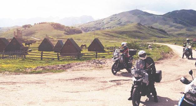 Motorcycle Tour Bosnia