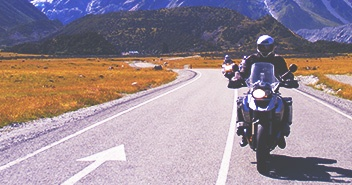 New Zealand Motorcycle Rental