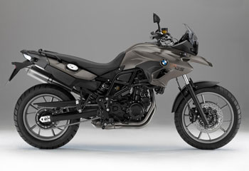 BMW F700GS (twin cylinder)
