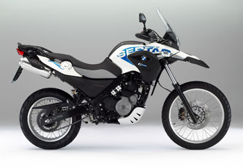 BMW G650GS Sertão (single cylinder)
